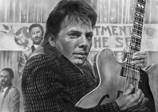 Michael J Fox por boonie1974